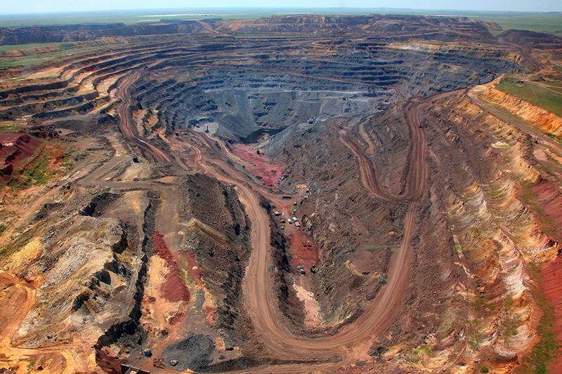 образец шахта на дальнем востоке Аэртал