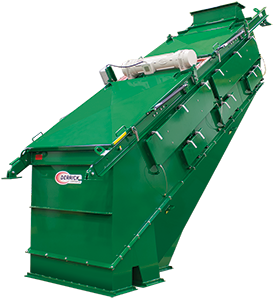 Derrick Double Deck Dry Screening Machine
